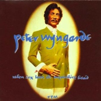 Peter Wyngarde: when 'Rape ' was King and gross indecency wore vinyl and velvet