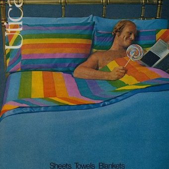 Vintage bed adverts – 22 photos of bedroom bliss
