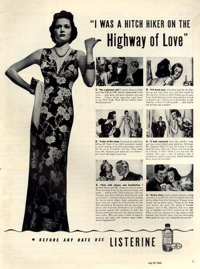 hitchiker on the highway of love
