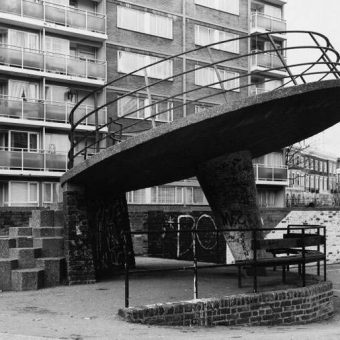 Pimlico Playground Death Trap of the 1970s