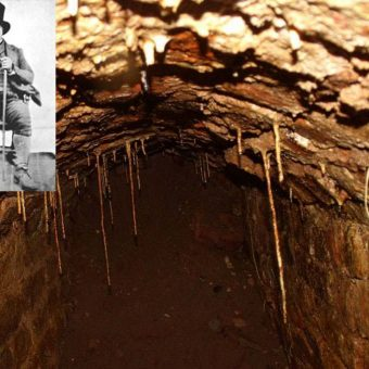 The mystery of Liverpool's Williamson Tunnels: digging to Armageddon