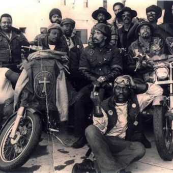 The Chosen Few Motorcycle Club was America' first black biker set