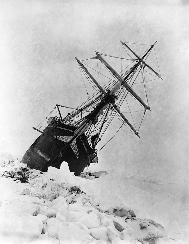 Human Interest - Polar Exploration - Ernest Shackleton - Antarctica