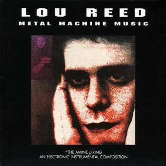 When Lester Bangs Creemed for Lou Reed's Metal Machine Music