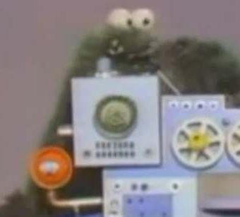 In 1967 The Muppets worked as IBM instructors (video)