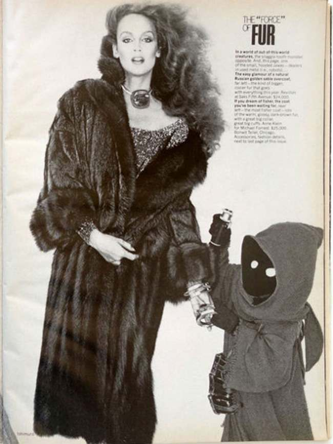 star war vogue 1977 1