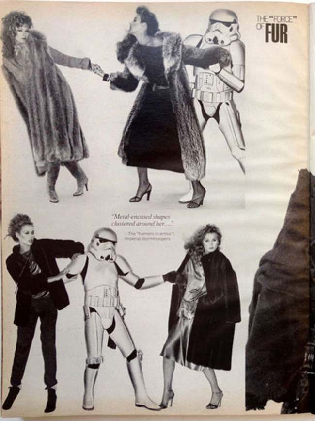 star war vogue 1977 3