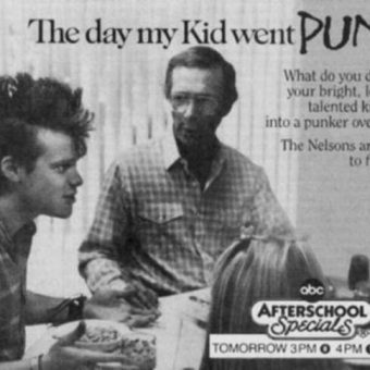 The Day My Kid Went Punk: a punksploitation special