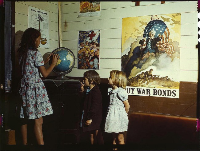 America in colour world war 2 28