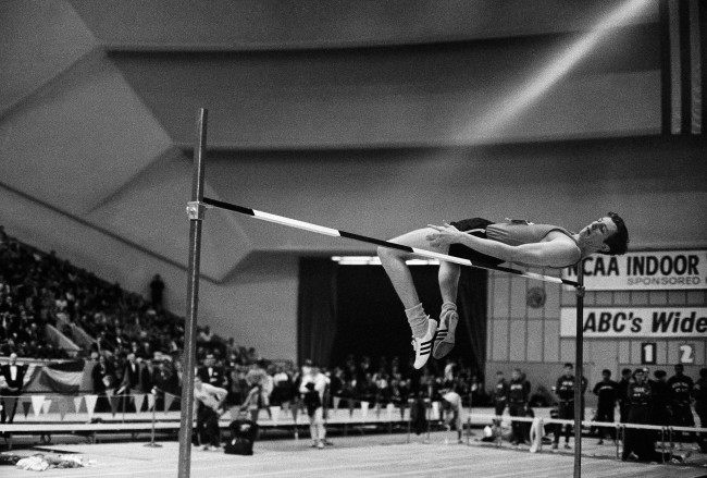 Kenya's epic jumpers present a history of high jumping before Dick ...