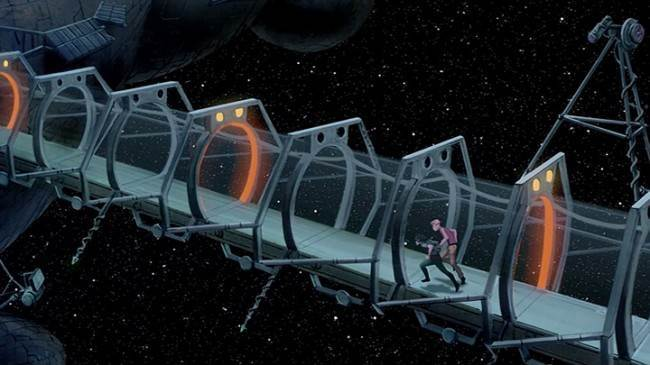Titan A.E. (2000, Don Bluth and Gary Goldman)