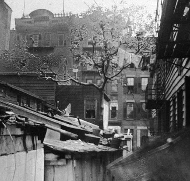 34 Photographs Of New York City In The 19th Century