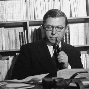 In 1929 Jean-Paul Sartre took mescaline – that's when the crabs started to follow him