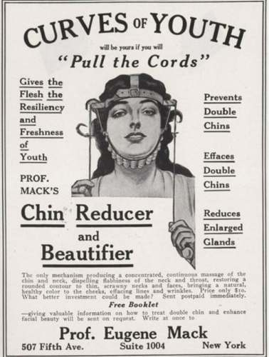 vintage weird beauty gadget device
