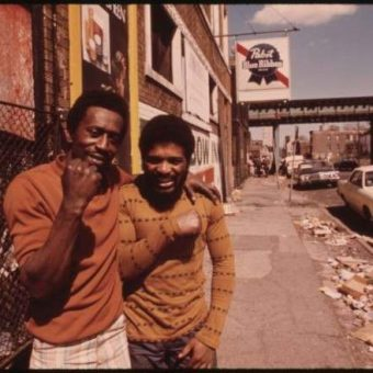 The Documerica Project: photos of Chicago's black community in the 1970s