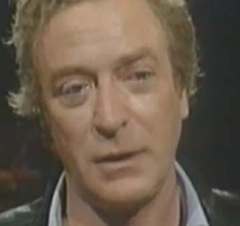 Michael Caine explains the power of blinking in this acting workshop