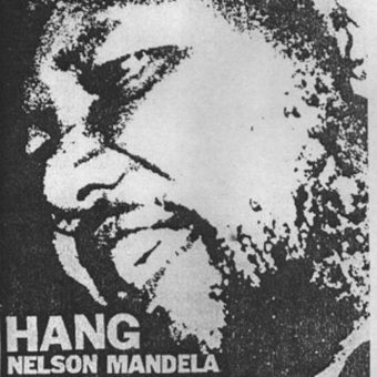 Political memories: Hang Nelson Mandela before it's too late (and Saddam Hussein was a 'friendly' guy)