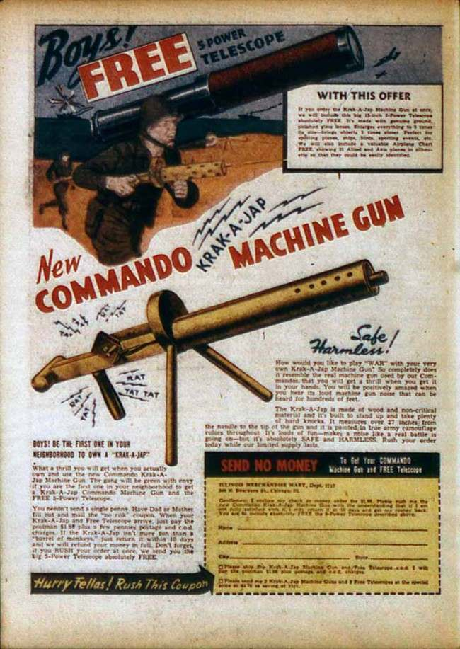 comic book guns 1