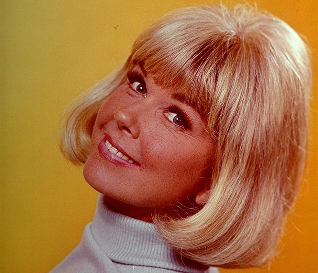 Actress-singer Doris Day, is shown in this 1962 photo, was a recording star in the 1940s and a popular film star from the early 1950s through the early 1960s. (AP Photo)