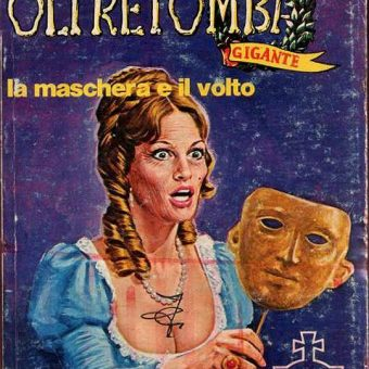 Fumetti covers: lurid masterpieces of comic book art