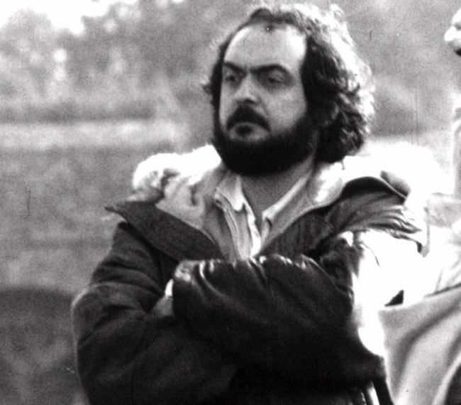 "Film director Stanley Kubrick is seen in 1975 during production of of the film ""Barry Lyndon"". Kubrick died Sunday, March 7, 1999 at his rural home in England. He was 70. A cause of death has not been released."
