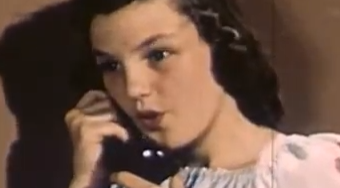 Dating Dos and Don'ts – a 1949 film that helped millions of American boys get a date their mothers would like