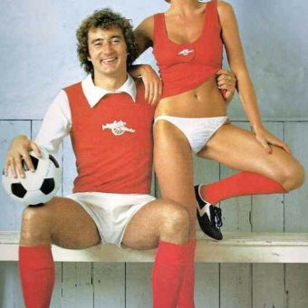 Beverley Pilkington's Big D Sporting Nuts Calendar of 1979