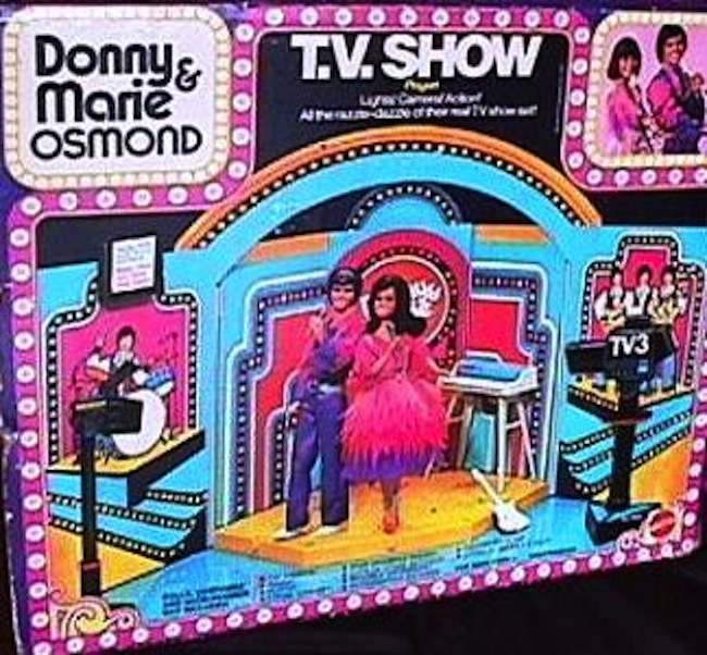 donny and marie action figures 1