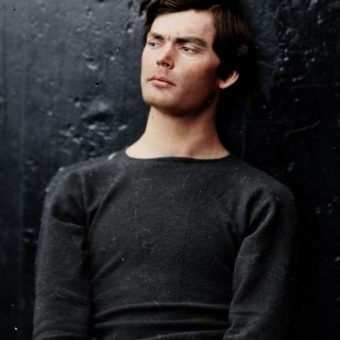Abraham Lincoln's would-be killer Lewis Powell was a Shoreditch hipster
