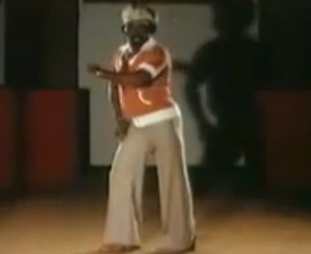 James Brown teaches us to dance like Mr Bo Jangles' Funky Chicken
