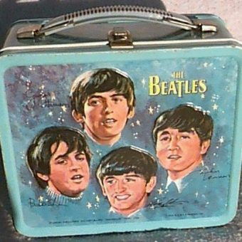 Lunchboxes of The 1970s: When Metal-Wrapped School Dinners Rocked