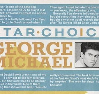 1983: Macho George Michael loves The Sweet but hates the 'effeminate one'