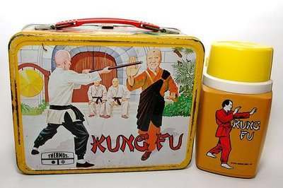 kung fu lunchbox