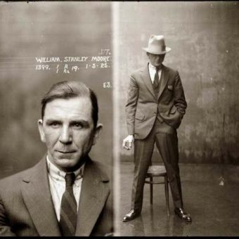 15 Stylish Mugshots of Criminals From The Early 20th Century