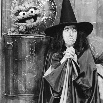 In 1976 Margaret Hamilton Terrified The Children Of Sesame Street