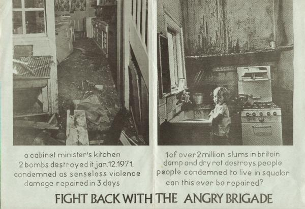 Fight Back with the Angry Brigade