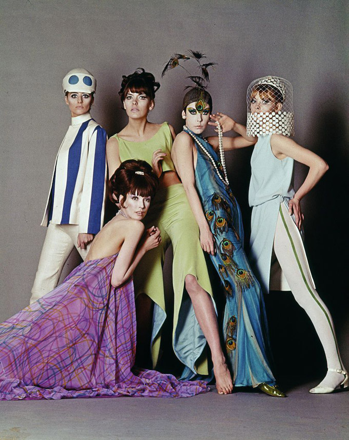Models in Blow-Up by Arthur Evans, 1966
