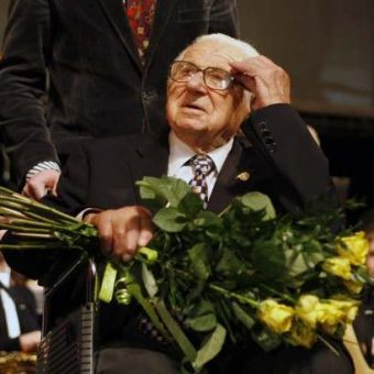 Sir Nicholas Winton: How One Man Saved So Many Lives