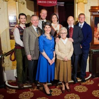 On The Day In Photos: Agatha's Christie's The Mousetrap Opens In London