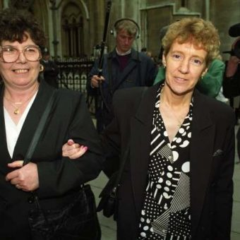 On This Day In Photos: 'IRA Bomber' Judith Ward Sentenced For Mass Murder