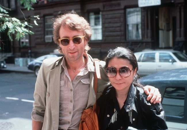 Lennon Was Shot Fatally On Dec 8 1980 Outside His Apartment Building In New York