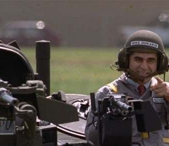 Dukakis And The Tank: Never Put Your Candidate In A Hat