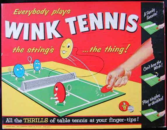 Wink Tennis, Transogram