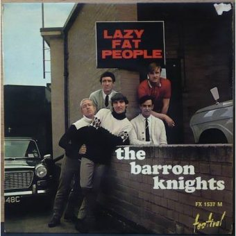 Pete Towsend And The Barron Knights Sing About Fat Lazy People