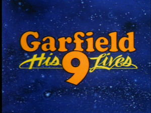 garfield nine lives