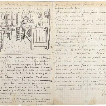Letter To Paul Gaugin From Vincent van Gogh