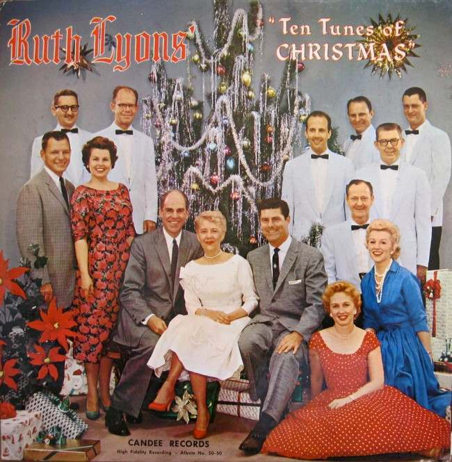 Ruth Lyons Christmas album