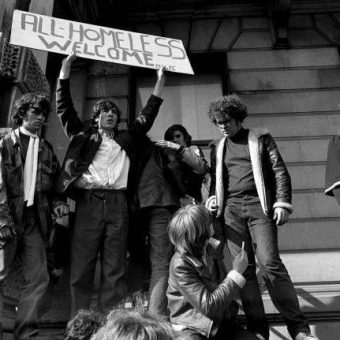 The Rise And Fall of 'Hippiedilly' in 1969 (updated)
