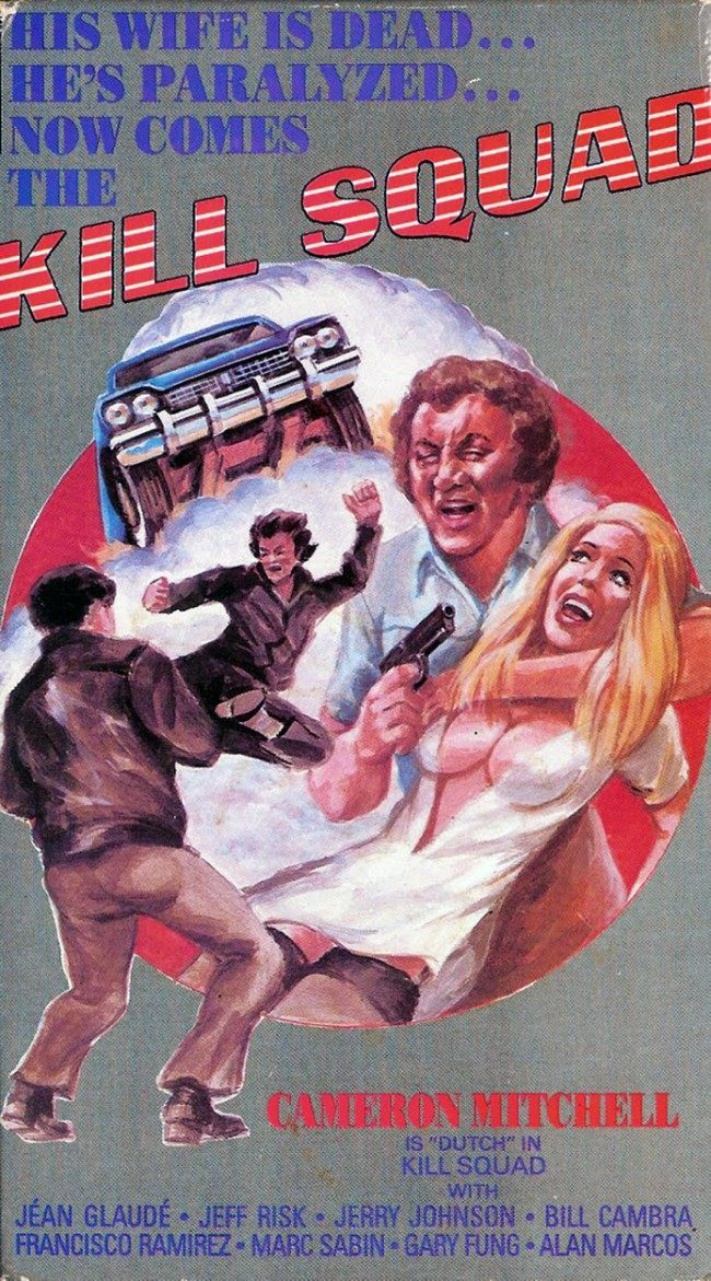 10 Wonderfully Insane Vhs Action Movie Covers Flashbak
