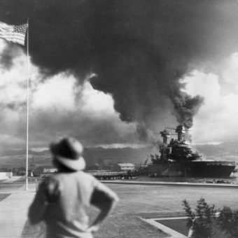 Pearl Harbor: The Photo Story Of Japan's 1941 Attack Before, After And During
